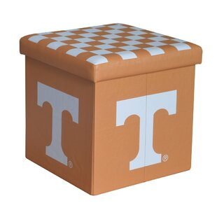 NCAA Small Storage Ottoman