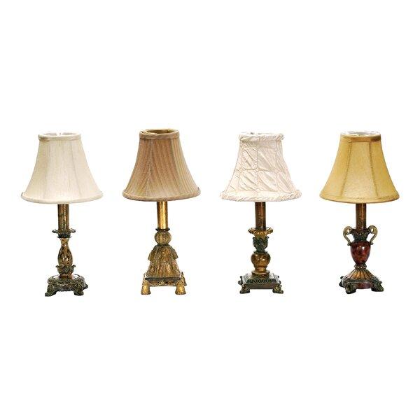 Landover 4 Piece 12 Table Lamp by Astoria Grand