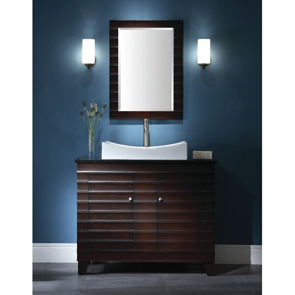 Jalbert 42 Single Bathroom Vanity by Bloomsbury Market