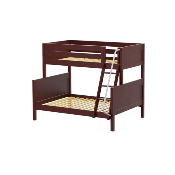 Slope Twin over Full Bunk Bed by Maxtrix Kids