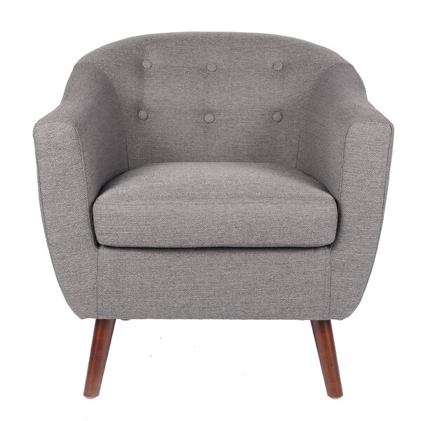 Mcdevitt Armchair By George Oliver
