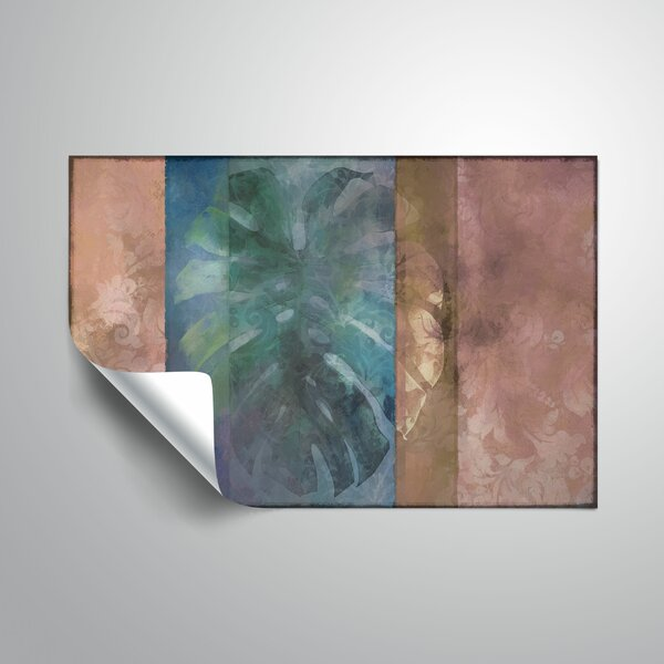 Frond Abstract Wall Decal by Bay Isle Home