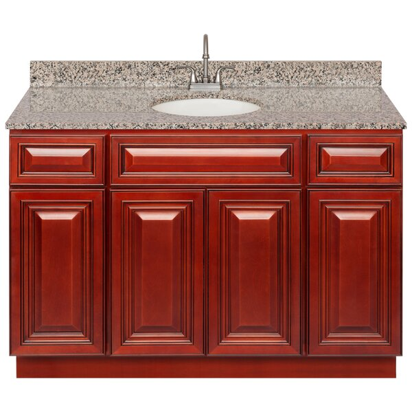 Knaresborough 48 Single Bathroom Vanity Set by Charlton Home