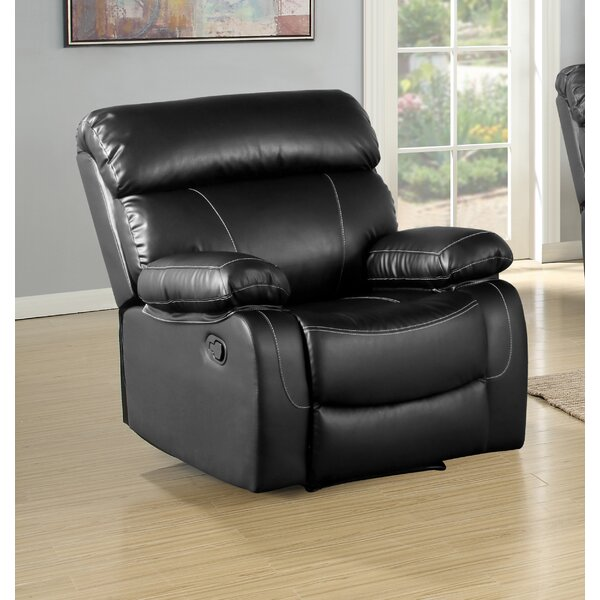 Birdsboro Rocker Recliner by Red Barrel Studio