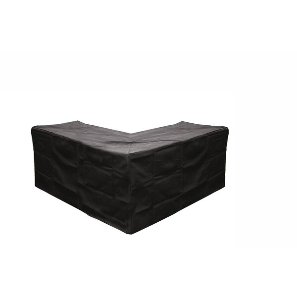 Point Fire Pit Table Cover by The Outdoor GreatRoom Company