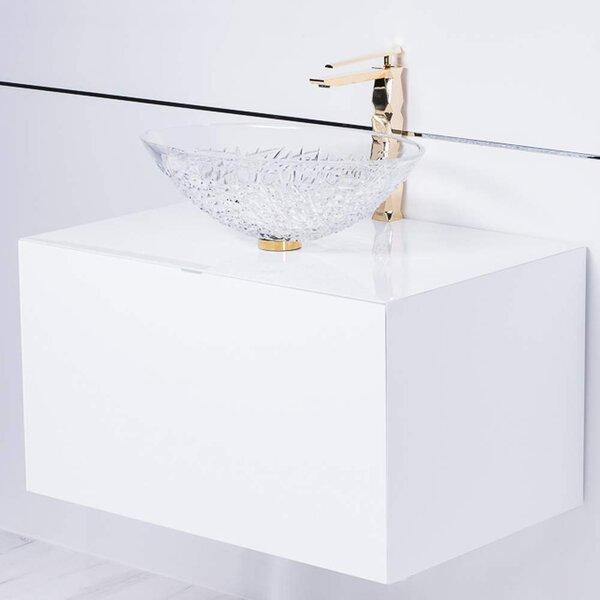 Dora 30 Wall Mounted Single Bathroom Vanity by Maestro Bath