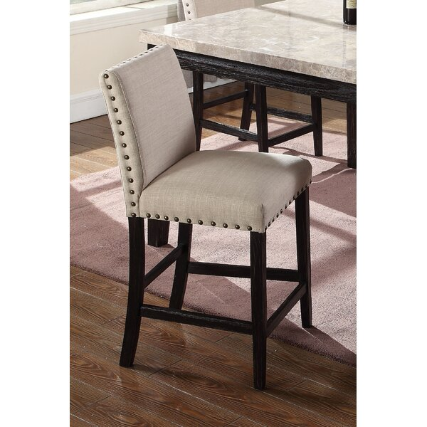 Blakely 25 Bar Stool (Set of 2) by Charlton Home