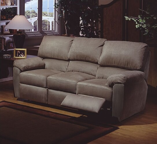Vercelli Leather Reclining Sofa Part 62