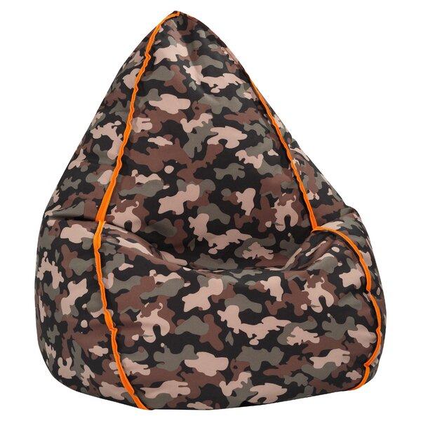 Standard Bean Bag Chair & Lounger By Trule Teen