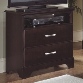 Signature 2 Drawer Media Chest by Carolina Furniture Works, Inc.