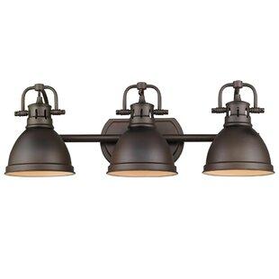oil rubbed bronze bathroom vanity lighting you ll love wayfair