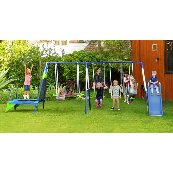Mountain View Swing Set by Sportspower