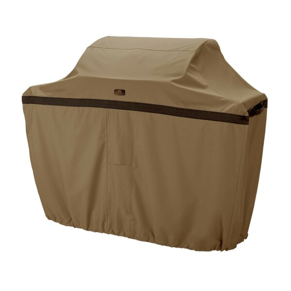 Hickory Heavy-Duty BBQ Grill Cover by Classic Accessories