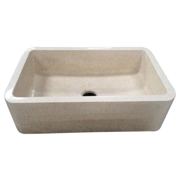 Chandra 36 L x 20 W Farmhouse Kitchen Sink