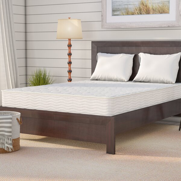 8 Firm Innerspring Mattress by Alwyn Home