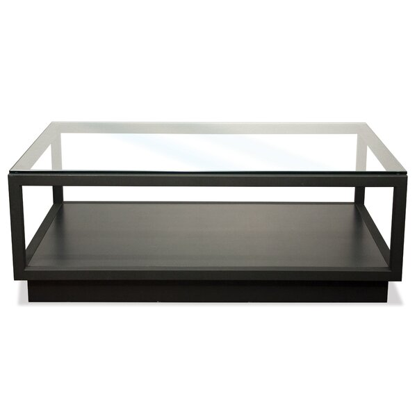 Latitude Run Glass Top Coffee Tables