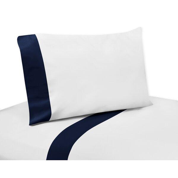 Anchors Away Cotton Sheet Set by Sweet Jojo Designs