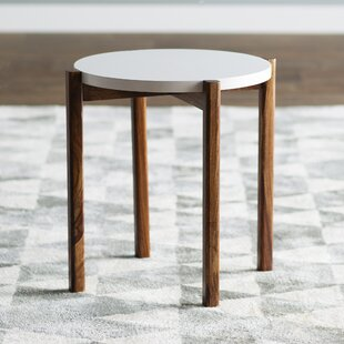 Order Sorrentino End Table By Mercury Row