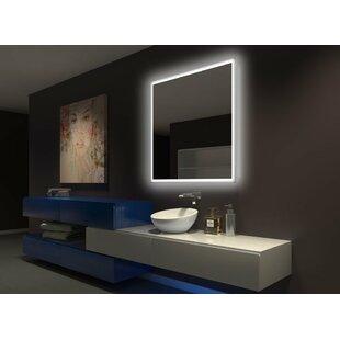 Buying Tempest Backlit Bathroom Mirror ByLatitude Run