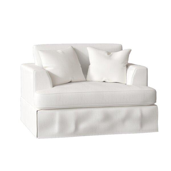 Carly Armchair by Wayfair Custom Upholstery Wayfair Custom Upholstery™