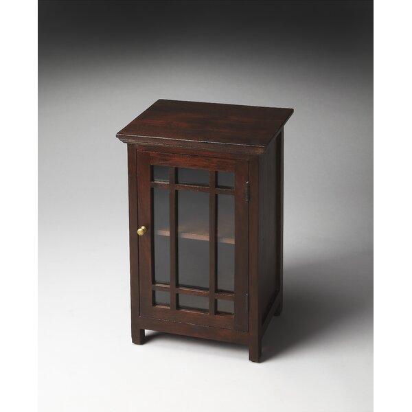 Kincheloe End Table With Storage By Alcott Hill