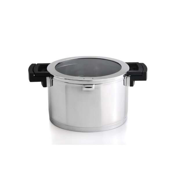 Neo 6.7-qt. Stock Pot with Lid by BergHOFF International