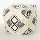 Schock Fringy Pouf by Foundry Select