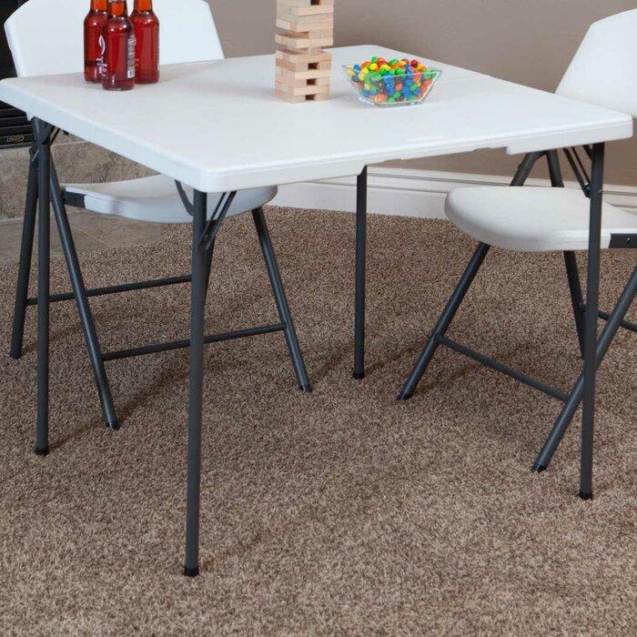 Lifetime Square Folding Table.34 Square Folding Table