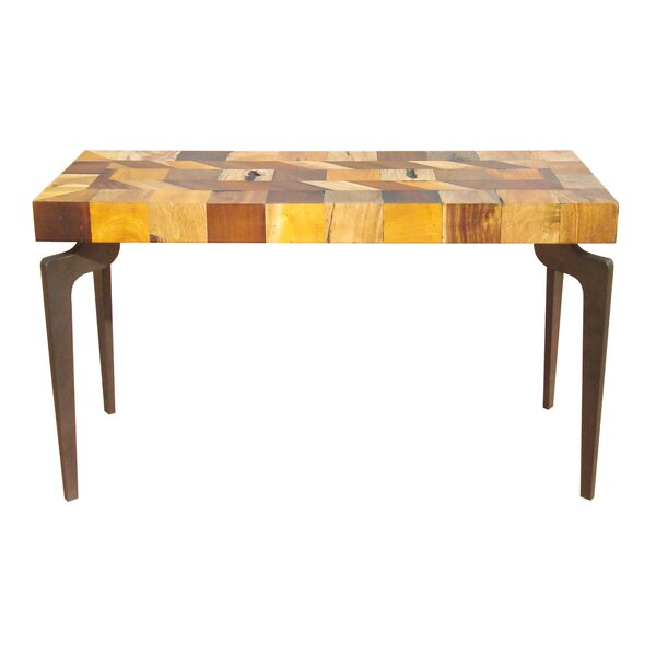 Spiva Console Table by World Menagerie