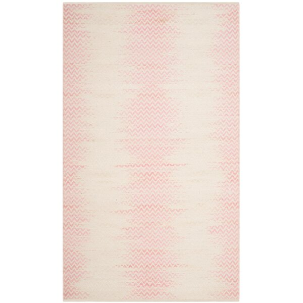 Ascuaga Hand-Woven Area Rug by Bungalow Rose