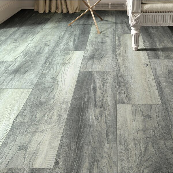 Lynkins Park 8 x 51 x 8mm Oak Laminate Flooring in Tumbleweed by Shaw Floors