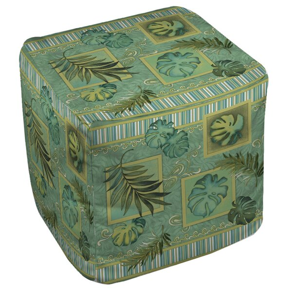 Tropic of Cancer Pouf by Manual Woodworkers & Weavers