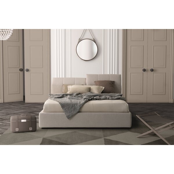 Tillie Upholstered Platform Bed by Latitude Run