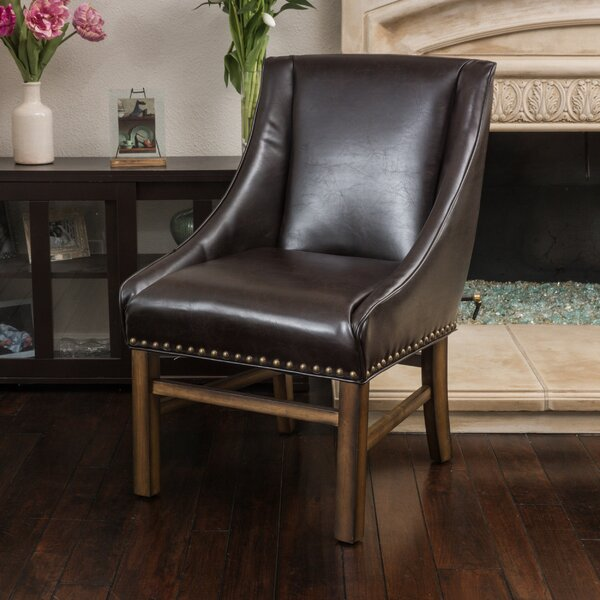 Busch Side Dining Chair by Lark Manor