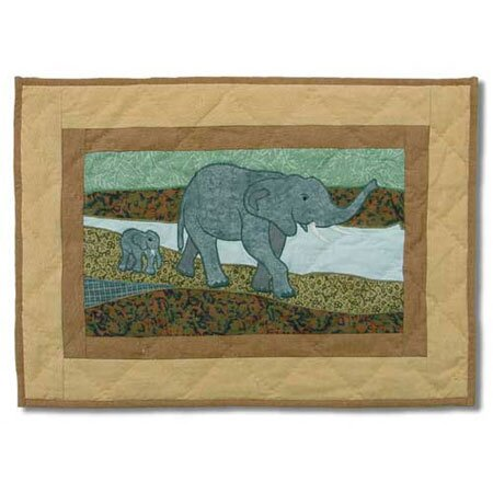 Safari Placemat (Set of 4) by Patch Magic