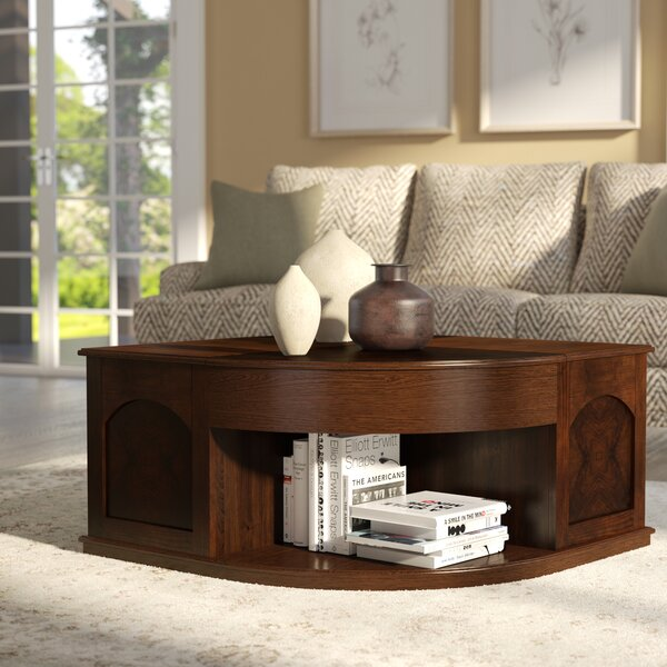 Wilhoite Double Lift Top Coffee Table by Darby Home Co