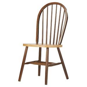 Captivating Roselawn Spindleback Windsor Side Chair