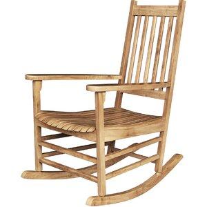 Standish Rocking Chair Loon Peak
