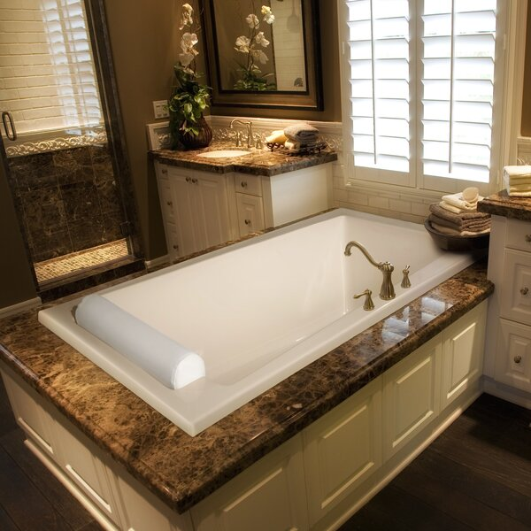Designer Regal 70 x 34 Air Tub by Hydro Systems