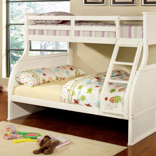 Franconia Twin Over Full Bunk Bed By Harriet Bee by Harriet Bee 2020 Online