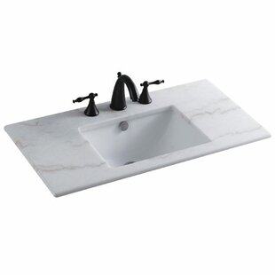 Rectangular Bathroom Sinks Youll Love Wayfair