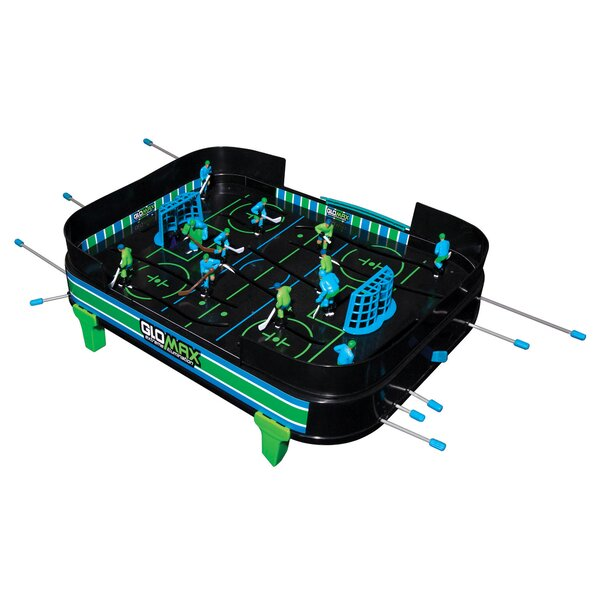 22 Glomax® Rod Hockey Table by Franklin Sports