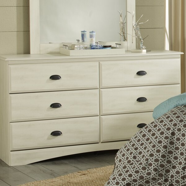 Durand 6 Drawer Double Dresser by Lang Furniture