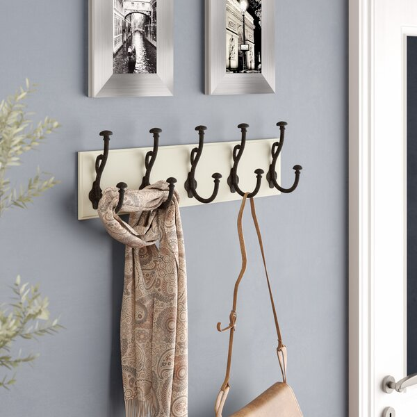 Wall Mounted Coat Rack by Charlton Home