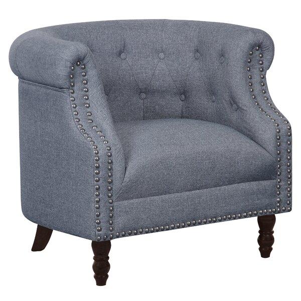 Willisville Barrel Chair by Alcott Hill
