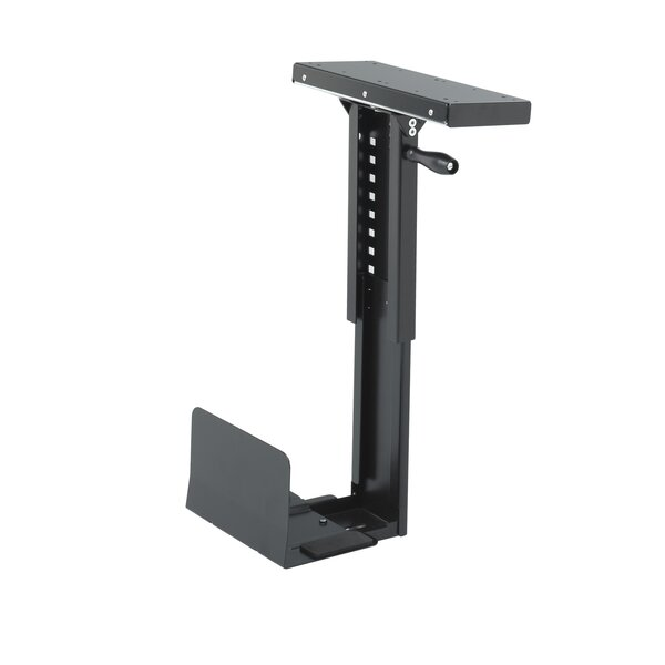 23.75 H x 13 W Desk CPU Holder by Safco Products Company