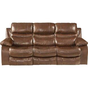 Patton Reclining Sofa by Catnapper