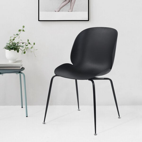 Shim Dining Chair (Set of 4) by Ivy Bronx