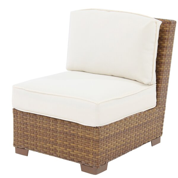 St Barths Patio Chair with Sunbrella Cushions by Panama Jack Home