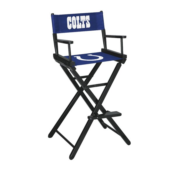 NFL Bar Folding Director Chair by Imperial International